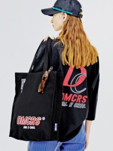 [20%]DMCRS Canvas-bag_black