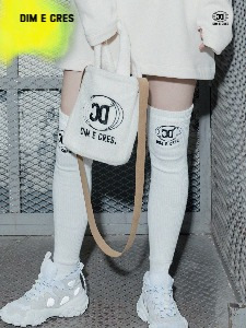 [DIM. E CRES.] REVERSIBLE MINI BAG_WHITE